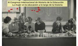 III Congreso internacional de Historia de la Educación