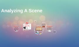 Analyzing A Scene