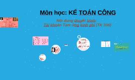 Copy of KẾ TOÁN CÔNG