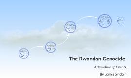 The Rwandan Genocide