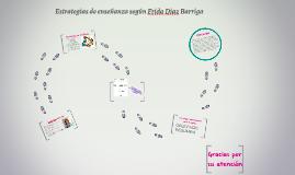 Copy of Tecnicas de Estudio según Frida Diaz Barriga