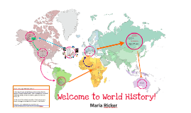 Welcome to World History!