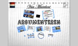 Copy of G3 Argumenteren 01