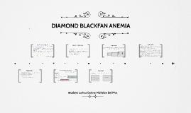 ANEMIA DE BLACKFAN DIAMOND