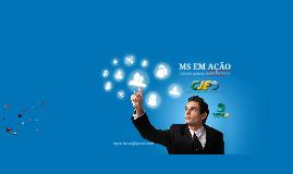 CJE - MS EM AÇÃO