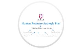 Copy of Assiniboine Community College - Human Resources Strategic Plan