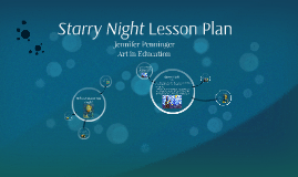 Copy of Starry Night Lesson Plan