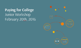 Paying for College: Junior Workshop 2014