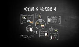 Unit 2 Week 4