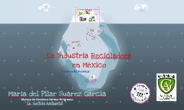 Industria Recicladora en México