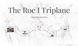 The Roe I Triplane