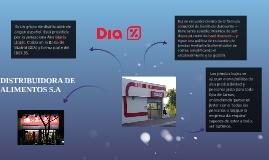 DISTRIBUIDORA DE ALIMENTOS S.A