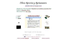 Aplicaciones topográficas y obras agrarias: Superficies,  Replanteos y Cubicación de tierras
