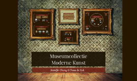 Museumcollectie Moderne Kunst