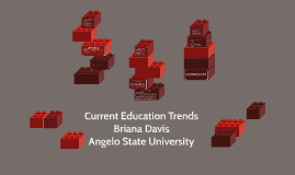 Current Education Trends
