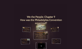 We the People: Chapter 9