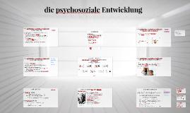 Psychosoziale Entwicklung (Kurzversion)
