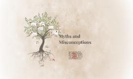 Myths & Misconceptions Project