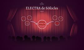 ELECTRA de Sófocles