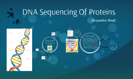 DNA Sequencing Of Proteins