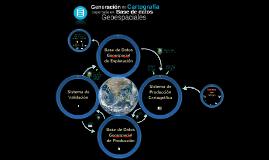 Estructuración de Información Geoespacial