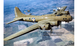 What are B-17 bombers?