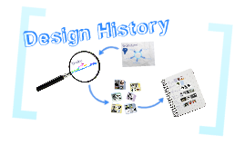 Influences of design history on the development of products