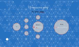 13 reasons whay