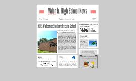 Vidor Jr. High School News