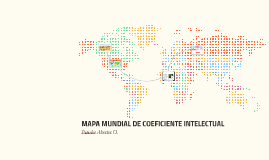 Copy of MAPA MUNDIAL DE COEFICIENTE INTELECTUAL
