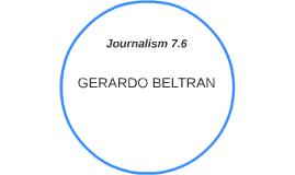 Journalism 7.6