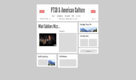 PTSD & American Culture