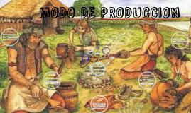 MODO DE PRODUCCION DE LA COMUNIDAD PRIMITIVA