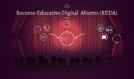 Recursos Educativos (RE)