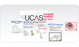 Year 12 IAG - Intro to UCAS