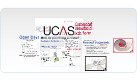 Year 12 IAG - Intro to UCAS