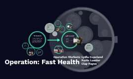 Operation: Fast Health