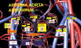 ARTERIA ABDOMINAL