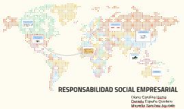 RESPONSABILIDAD SOCIAL EMRESARIAL