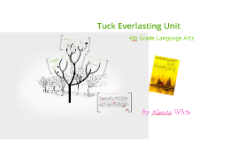 Copy of Tuck Everlasting