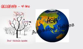 Ásia: aspectos físicos
