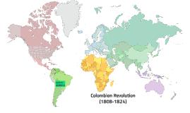 Colombia Revolution