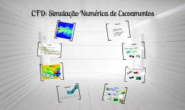 CFD: Simulação Numérica de Escoamentos