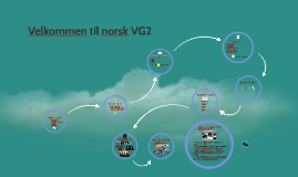 Velkommen til norsk VG2