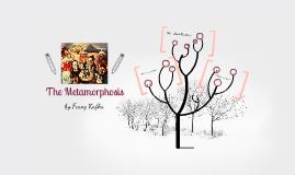 Copy of The Metamorphosis