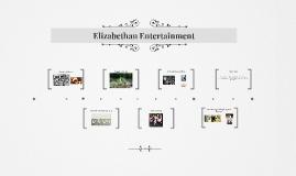 Elizabethan Entertainment