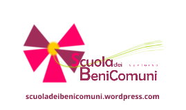 Presentazione della Scuola dei Beni Comuni - Santorso