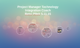 Project Manager Technology Integration Coach
