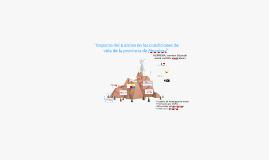 """Jornadas 2016 """"Impacto del turismo en las condiciones de vida de la provi"""