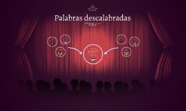Palabras_descalabradas